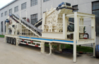 jaw crusher Portable Crushing Plant